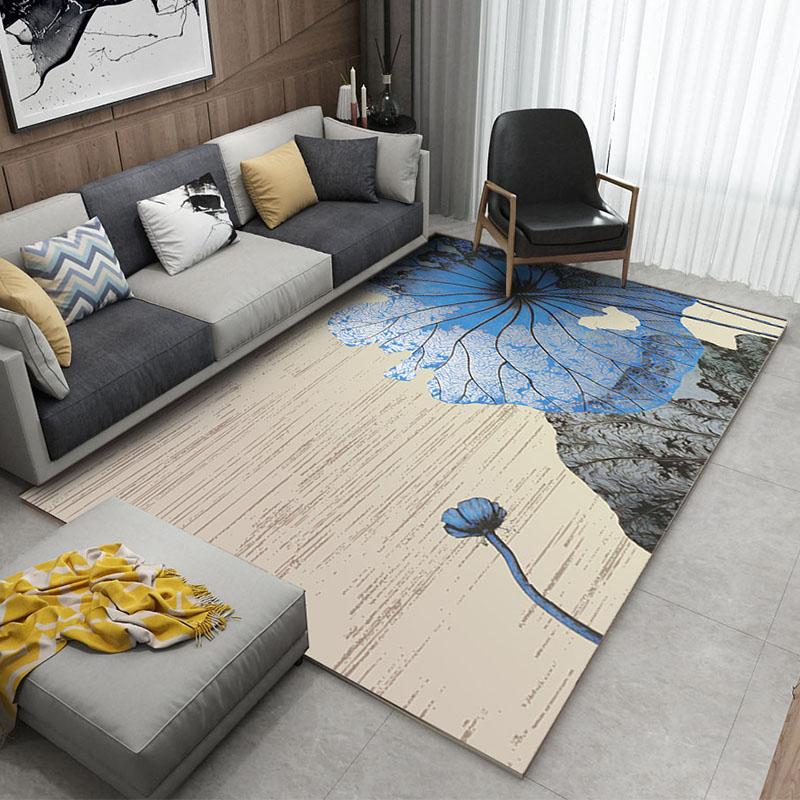 400 cm * 300 cm Style nordique mousse à mémoire tapis géométrique tapis chambre tapis tapis paillasson pour couloir salon cuisine étage Ma