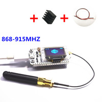 868MHz 915MHz SX1276 ESP32 LoRa 0 96 Inch Blue OLED Display Bluetooth WIFI Lora Kit 32