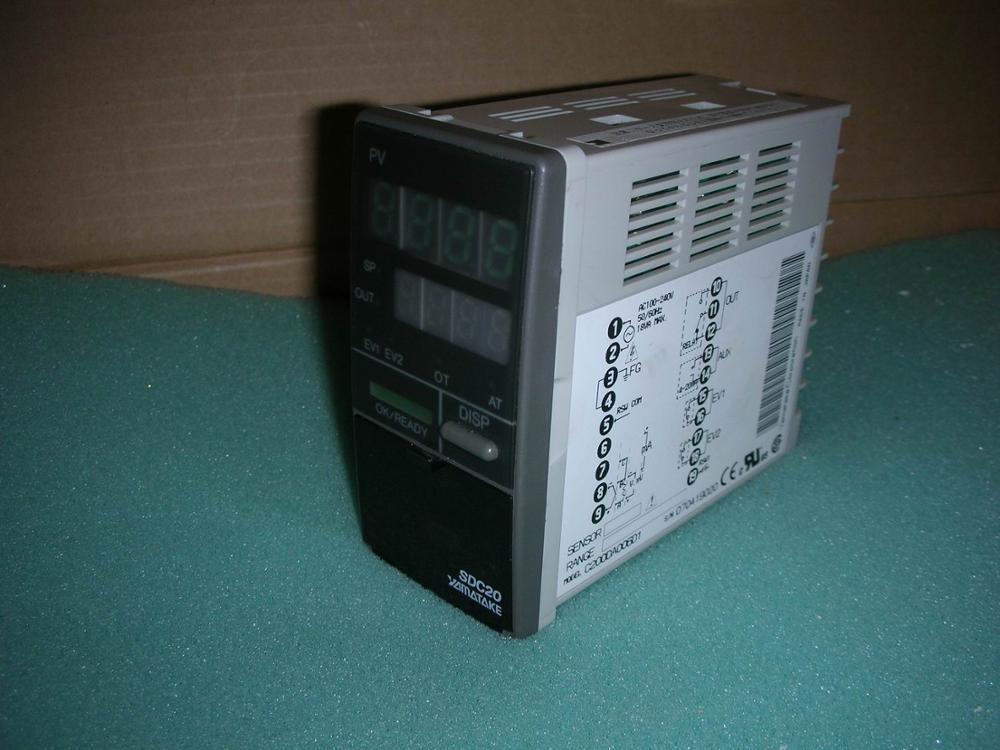 1PC USED Yama Take - Honeywell SDC20 C200DA006D1 1pc used fatek pm fbs 14mc plc