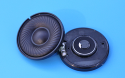 40mm speaker unit HIFI diver Bass elasticity, high frequency clear and rounded, balanced 2pcs
