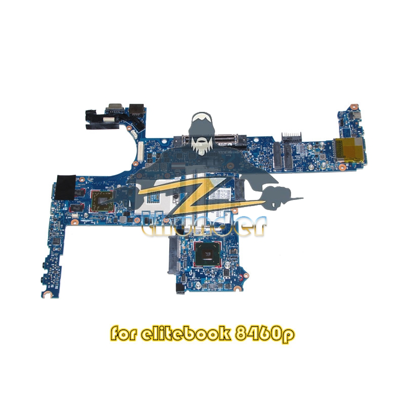 642753-001 for <font><b>hp</b></font> elitebook <font><b>8460P</b></font> laptop <font><b>motherboard</b></font> QM67 AIT HD6470M DDR3 image