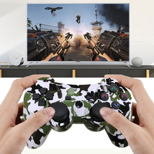 Hot Bluetooth Controller For SONY PS3 Gamepad For Play Station 3 Wireless Joystick For Sony Playstation 3 PC SIXAXIS Controle original 3 colorful wireless bluetooth game controller for sony playstation 3 for ps3 controle joystick gamepad christmas