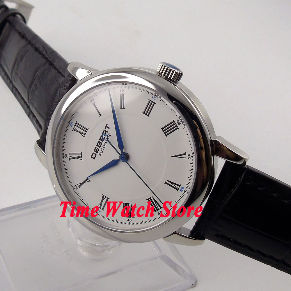 silver men watches white montgomery stafford products watch black