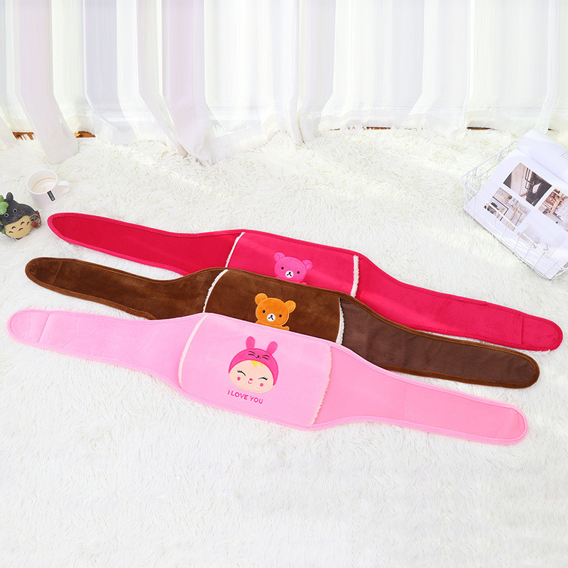 Plush 12 Styles Hot Water Bottle Belt Warm Hands And Shoulders With Hot Compress Waist Hot Water Bag