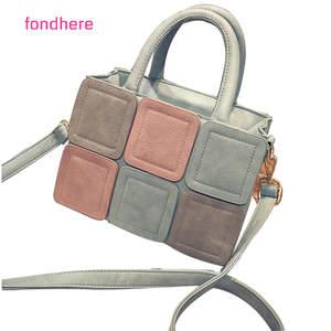 89b941ad968e fondhere Women Handbag Lady Messenge Crossbody bag Pink