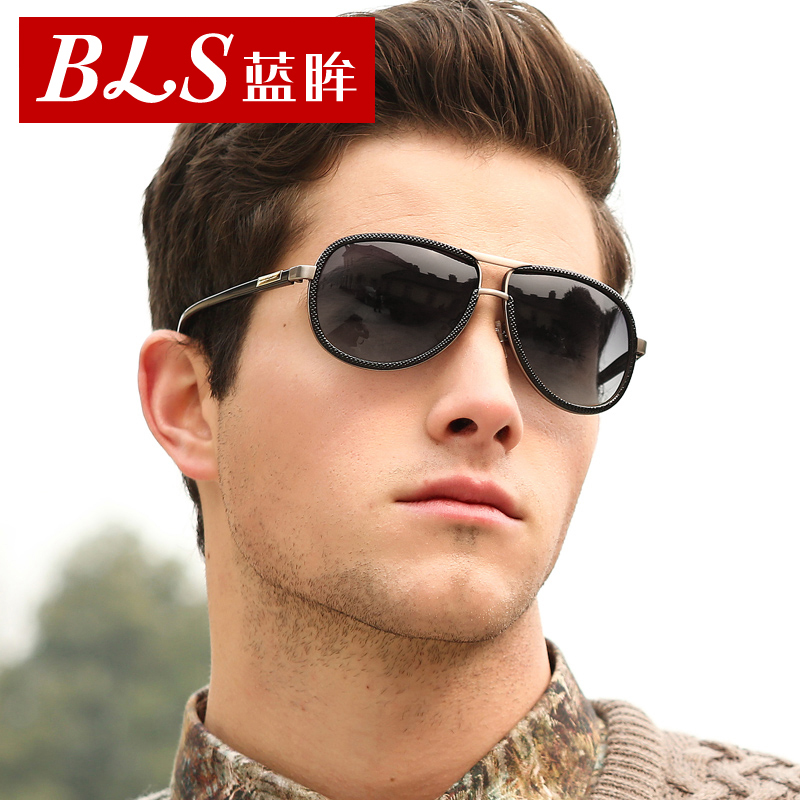 Polarized font b sunglasses b font male driving men spectacle EXIA AGENT 37 Series