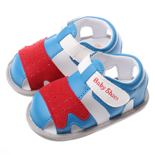 Infant Shoes Dot Polka Fabric Baby Items Booties First Walkers Scarpette Neonata Baby Bootees Toddler Shoes Summer 703055(China)