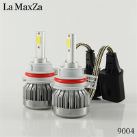 La MaxZa C1 9004 H1 H3 H4 9005 HB3 9006 HB4 H8 H11 H7 LED 12V