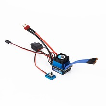 цена на Racing 35A ESC Brushless Electric Speed Controller For 1:12 1:10 RC Car Truck