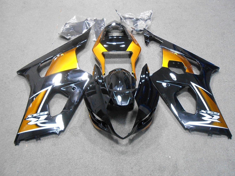 Motorcycle Injection Molding Fairing Kit For Suzuki GSXR 1000 GSXR1000 2003 2004 GSX-R 1000 03 04 Bodywork Fairings Set UV Paint motorcycle unpainted fairing for suzuki gsxr 1000 k5 2005 2006 gsxr1000 gsx r1000 05 06 injection molding fairings kit bodywork
