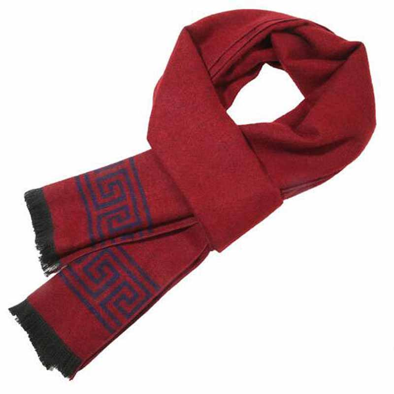 Reversible Cool Line Scarf | Men's Scarves | Up to 60% Off Now