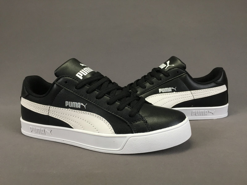 Puma Shoes Laughing Shoes SMASH V2 VULC CV Mens Shoes