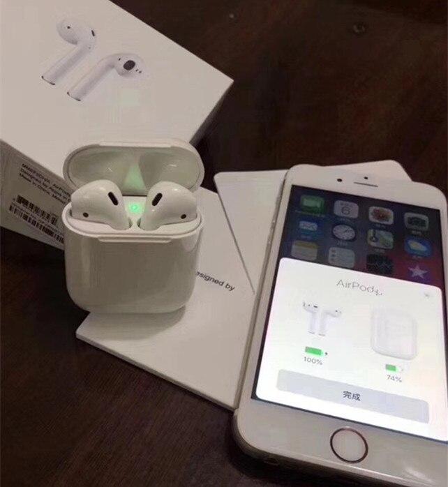 1 Stücke Neueste W1 Ap Batterie Pop Up Mini Drahtlose Bluetooth Verbinden Kopfhörer & Kopfhörer Für Ip 7 8 X Xs Max Pad Mac Uhr Fest In Der Struktur
