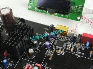 Image 4 - لوحة فك الترميز الجديدة hifi TOP ES9038 ES9038PRO DAC لوحة مجمعة + TCXO 0.1PPM + جهاز تحكم عن بعد + خيار USB XMOS XU208 أو Amanero