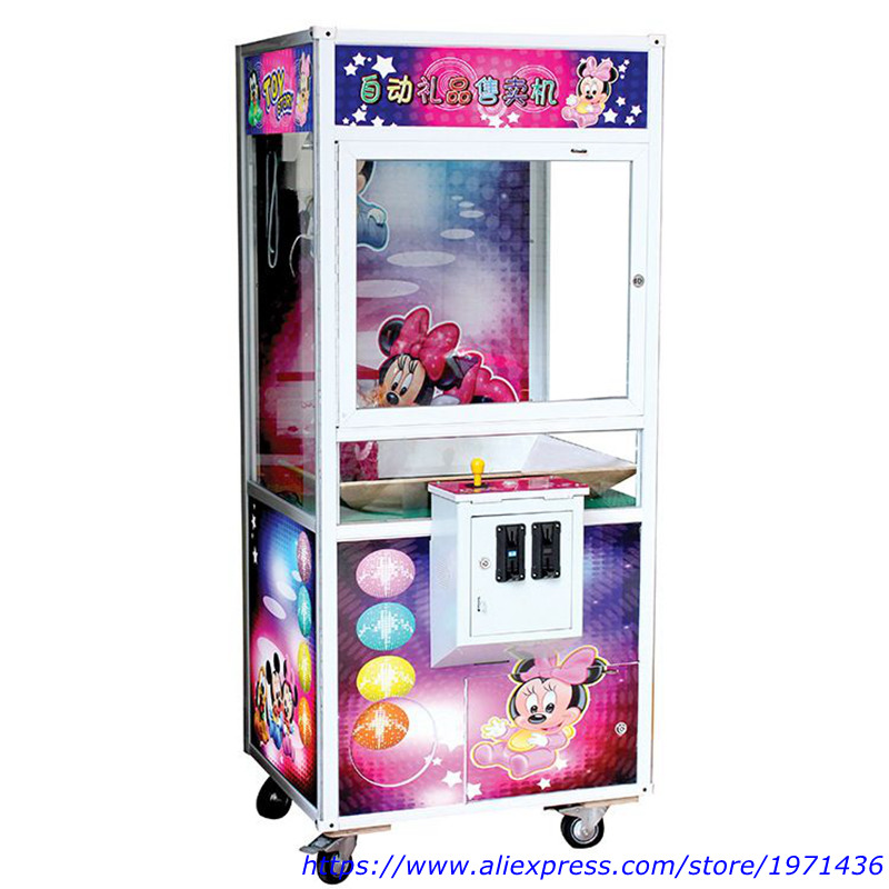 Amusement Equipment Singapore Thailand Dolls Toys Cranes Claw Machine цена