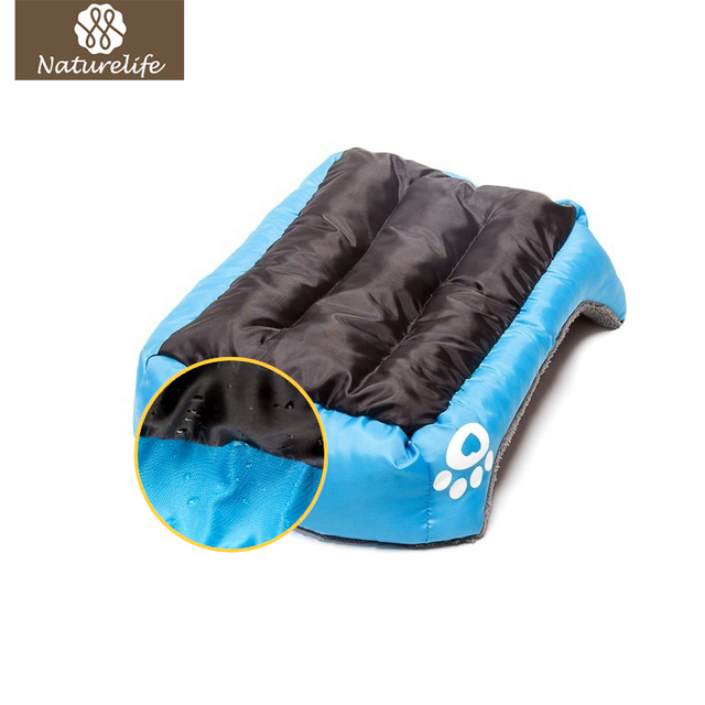 Pet Dog Bed Warming Dog House Soft Material Nest Dog Baskets Fall and Winter Warm Kennel For Cat Puppy Plus size Drop shipping 2