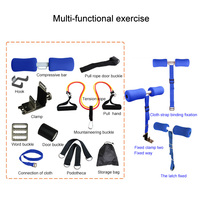 Simple And Multifunctional Indoor Fitness Equipment Sit Ups Abdominal Exercise Equipment For Gym Home Fitness B2Cshop