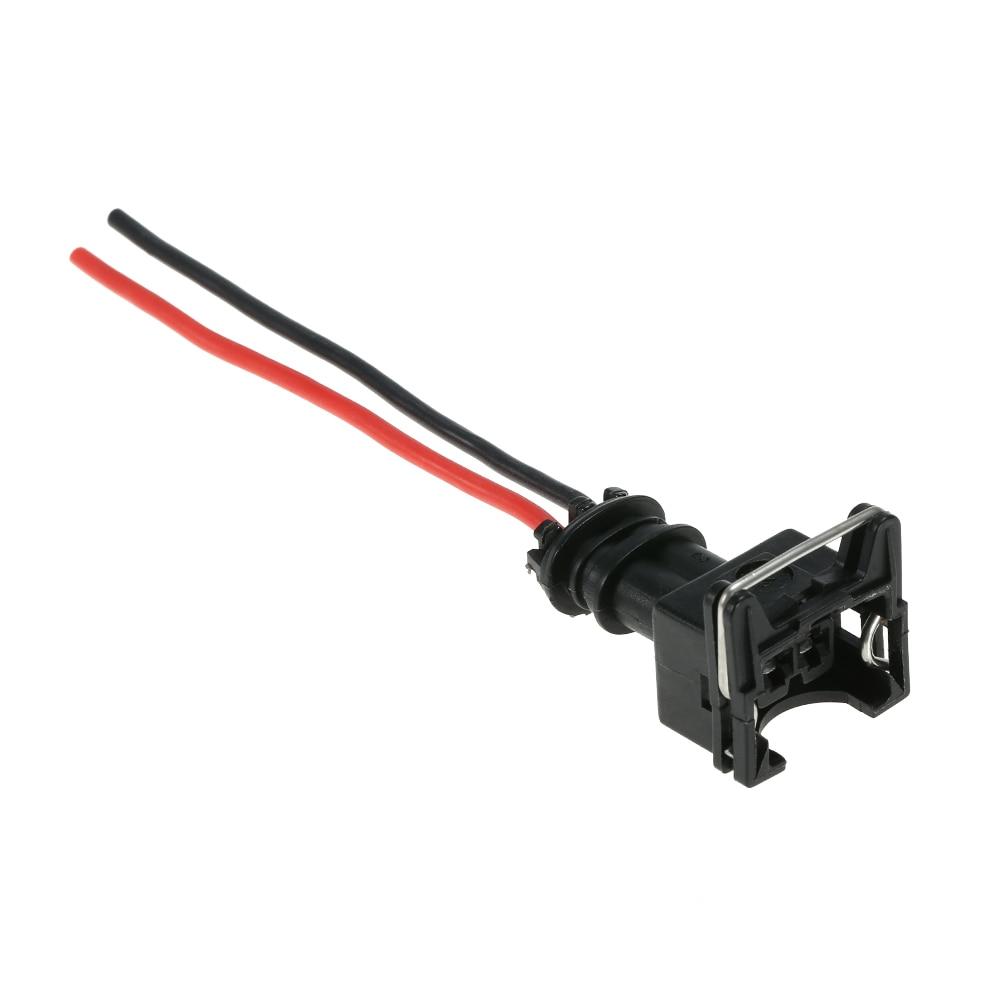 8x Fuel Injector Quick Disconnect Pigtails Fit EV1 OBD1 US Seller