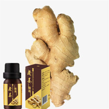 10ml/Bottle Anti Aging Ginger essential oil for Striae Anti-