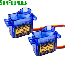 SunFounder Micro Servo 9g SG90 Servo Para Arduino Dron Quadcopter Drones Helicópteros RC