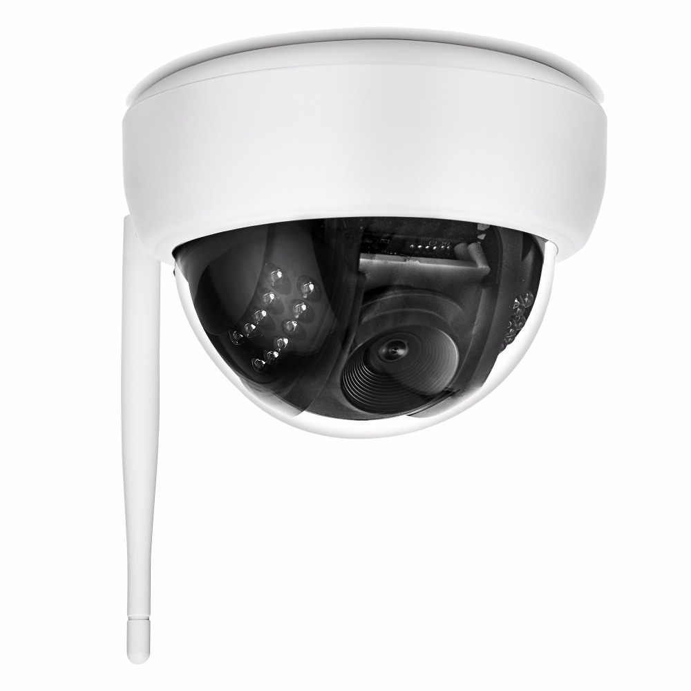 2MP HD 1080P Wifi Wireless Onvif IP Camera Night vision IR 20M Support Max 128G TF card voice monitor Built-in MIC