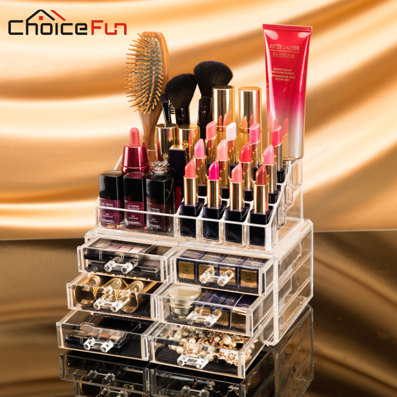 Makeup-Organizer Cosmetic Acrylic FUN SF-1156 CHOICE