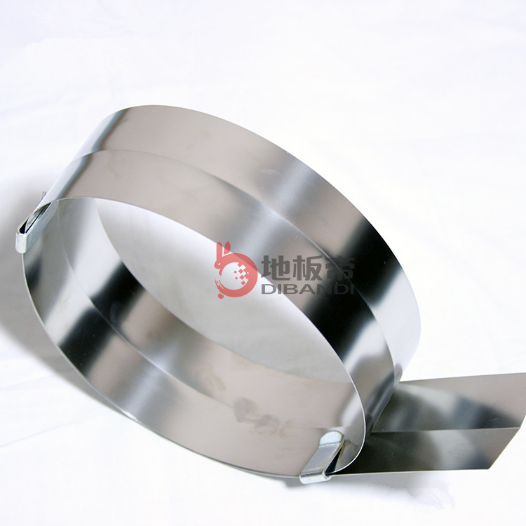PVC plastic floor construction tools stainless steel ruler 0.55X80X2000mm steel tape measure