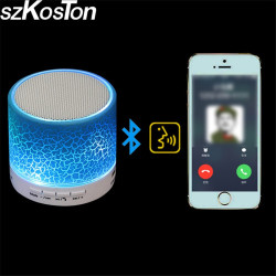 Led mini wireless bluetooth speaker tf usb fm portable music sound box subwoofer loudspeaker for phone.jpg 250x250