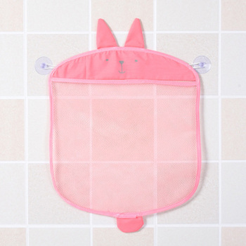 Baby Bath Toys Mesh Bag for Bathroom Toy Kids Basket for Toys Net Cartoon Animal Shape Waterproof Cloth Sand Toys Beach Storager 4