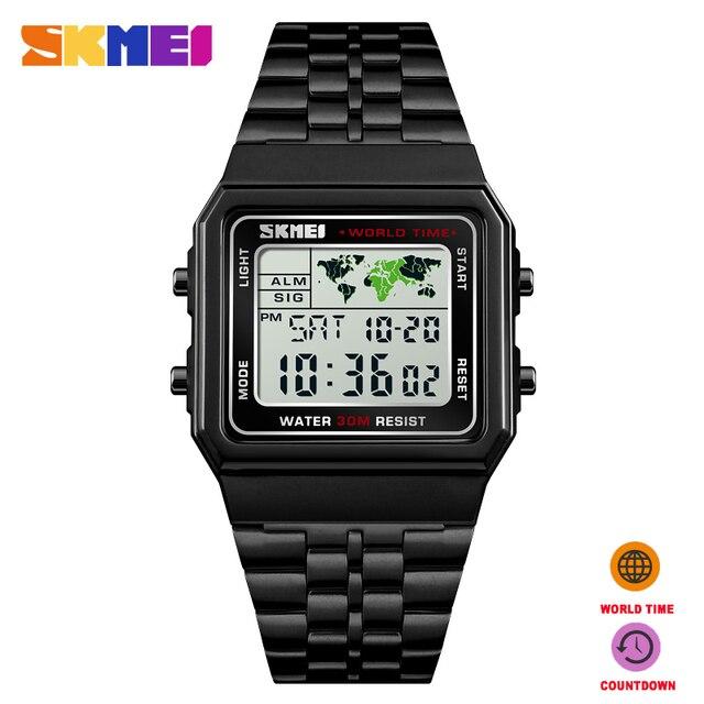 Часы наручные цифровые мужские купить наручные часы от anne klein
