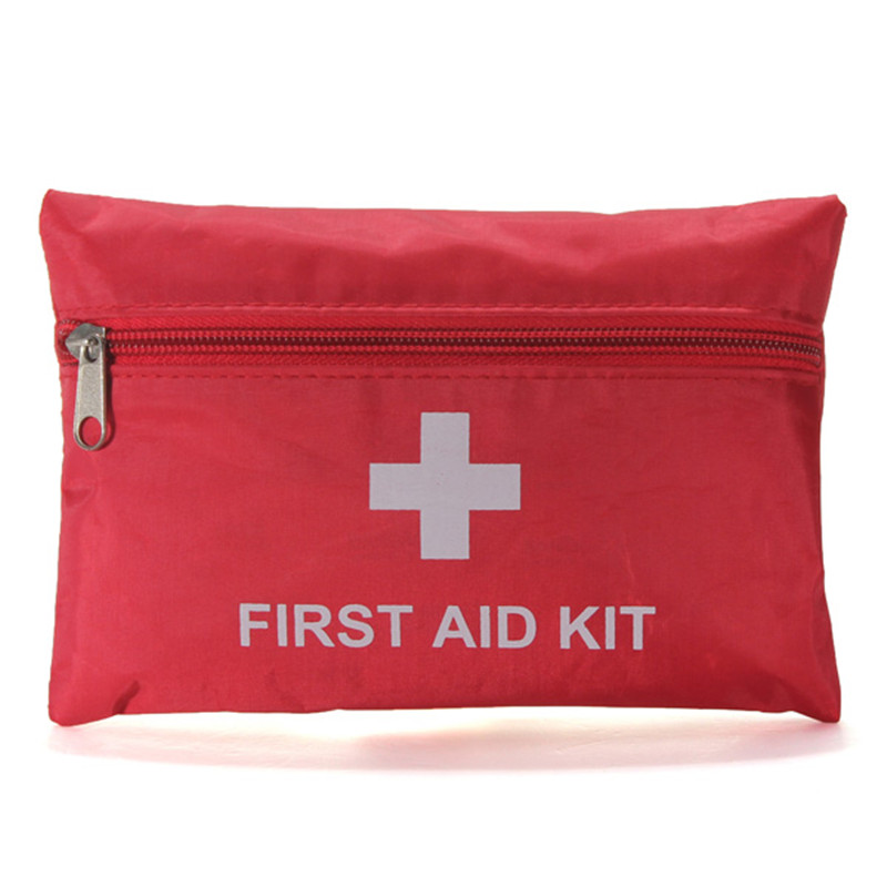 A Set Professional Emergency Survival Outdoor First Aid Kit Bag Treatment Pack Durable Travel Outdoor Rescue Medical Tools outdoor first aid kit bag car emergency medical survival treatment rescue box