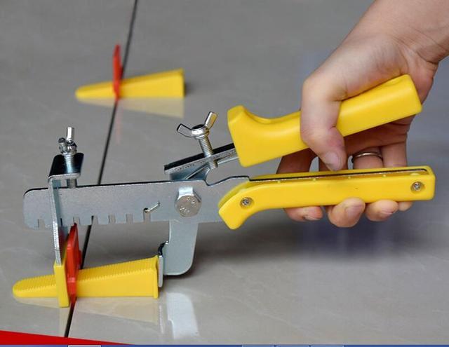Tegel Leveling Systeem : Tegel vloer tangen locator insert tegel leveling systeem voor