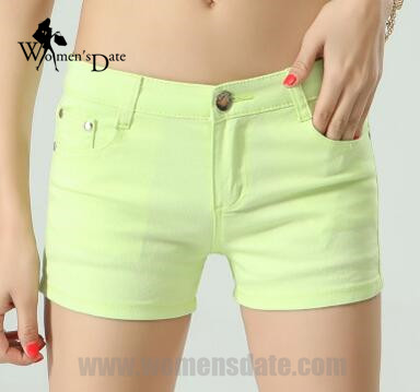 Compare Prices on Green Denim Shorts- Online Shopping/Buy Low ...