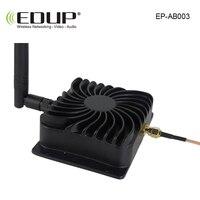 EDUP 8W WiFi Wireless Broadband Amplifier 2 4G WiFi Signal Booster For Wifi Adapter Router Camera