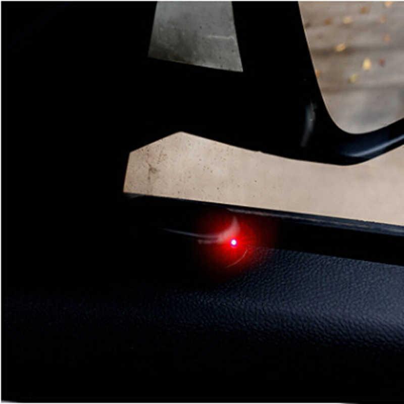 1 ADET Güneş Güç Araba Alarmı Lambası Güvenlik Sistemi Uyarı Hırsızlık Flaş Ssangyong Tivoli XLV Kyron Actyon Korando Rexton rodius