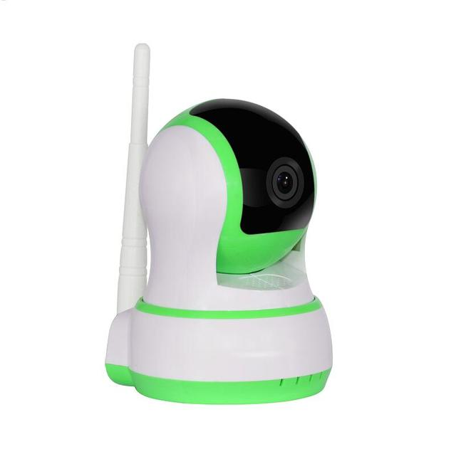 Wireless IP Camera wi-fi security camera surveillance HD cctv Camera wifi phone BabyMonitor support connect 433MHZ Smoke Hiseeu
