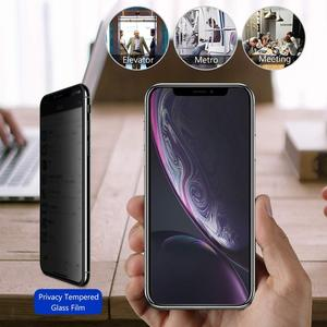 Image 5 - For Huawei P30 P20 Lite Pro Privacy Anti Spy Tempered Glass Screen Protector Glass Screen Film for Huawei P40 Pro Y5P Y6P