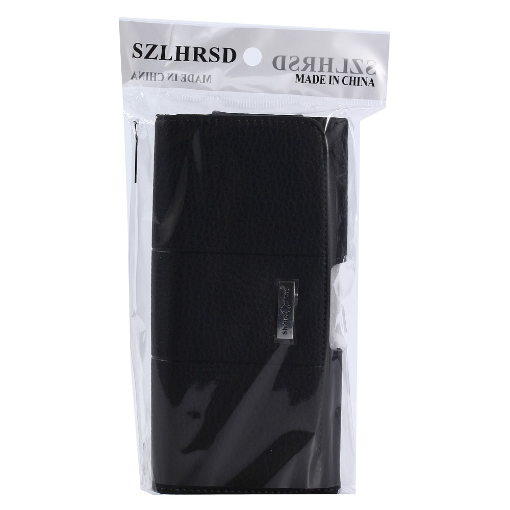 0783f4ba9b519 Skup SZLHRSD Prawdziwej Sk oacute;ry Zaczep na pasek Etui Pokrywy Skrzynka  dla Apple iPhone Xs Max XR Telefon Portfel Etui dla iPhone X 6 7 8 9 Plus  S9 S8 ...