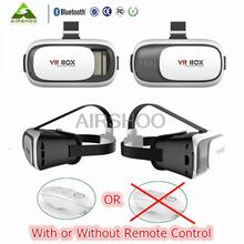 Universal Google Cardboard VR BOX 2 Virtual Reality 3D Glasses Game Movie 3D Glass For iPhone Android Mobile Phone Palm Theater