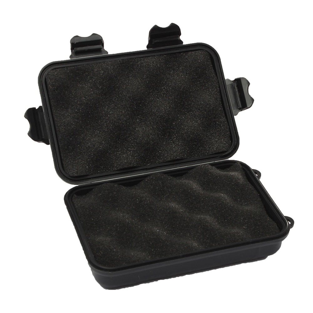 Outdoor Carry Storage Box Case Travel Kit Shockproof Waterproof