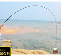 Тяжелый и толстый Мощный Ручной стержень для тайваньской рыбалки подходит для глубоководной большой рыбы не поврежден