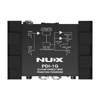 NUX PDI 1G Speaker Simulation Guitar Direct Box DI Box 48V Phantom Power And AC Power