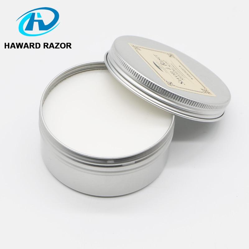 HAWARD Razor Men's Shaving Soap High Quality Sheep Shaving Cream Easy To Shave Facial Care Use With Shaving Brush And Razor