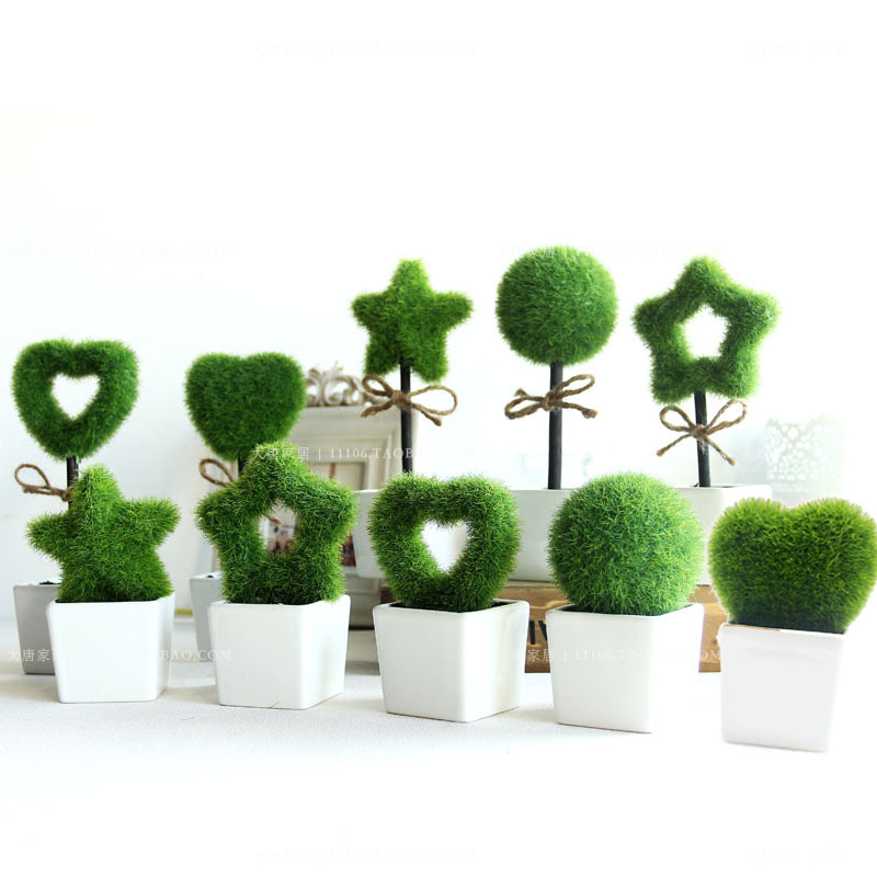 buy furnishings green artificial plant. Black Bedroom Furniture Sets. Home Design Ideas