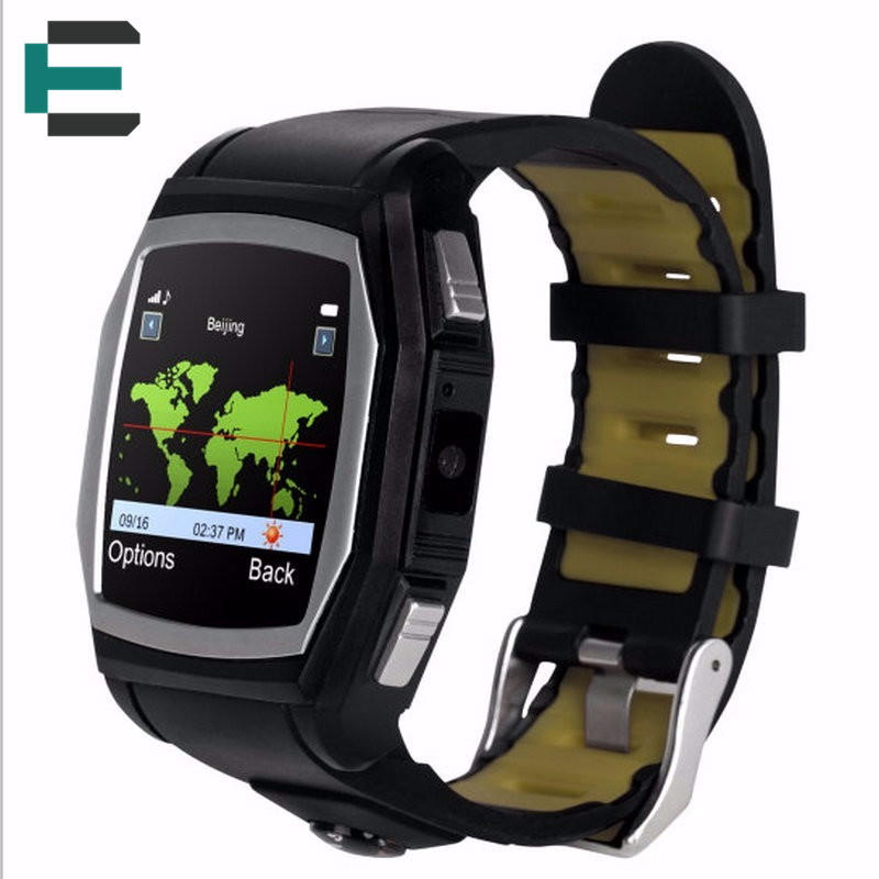 1 54 NFC Smart Watch IP57 waterproof heart Rate monitor GPS GSM SIM font b Smartwatches