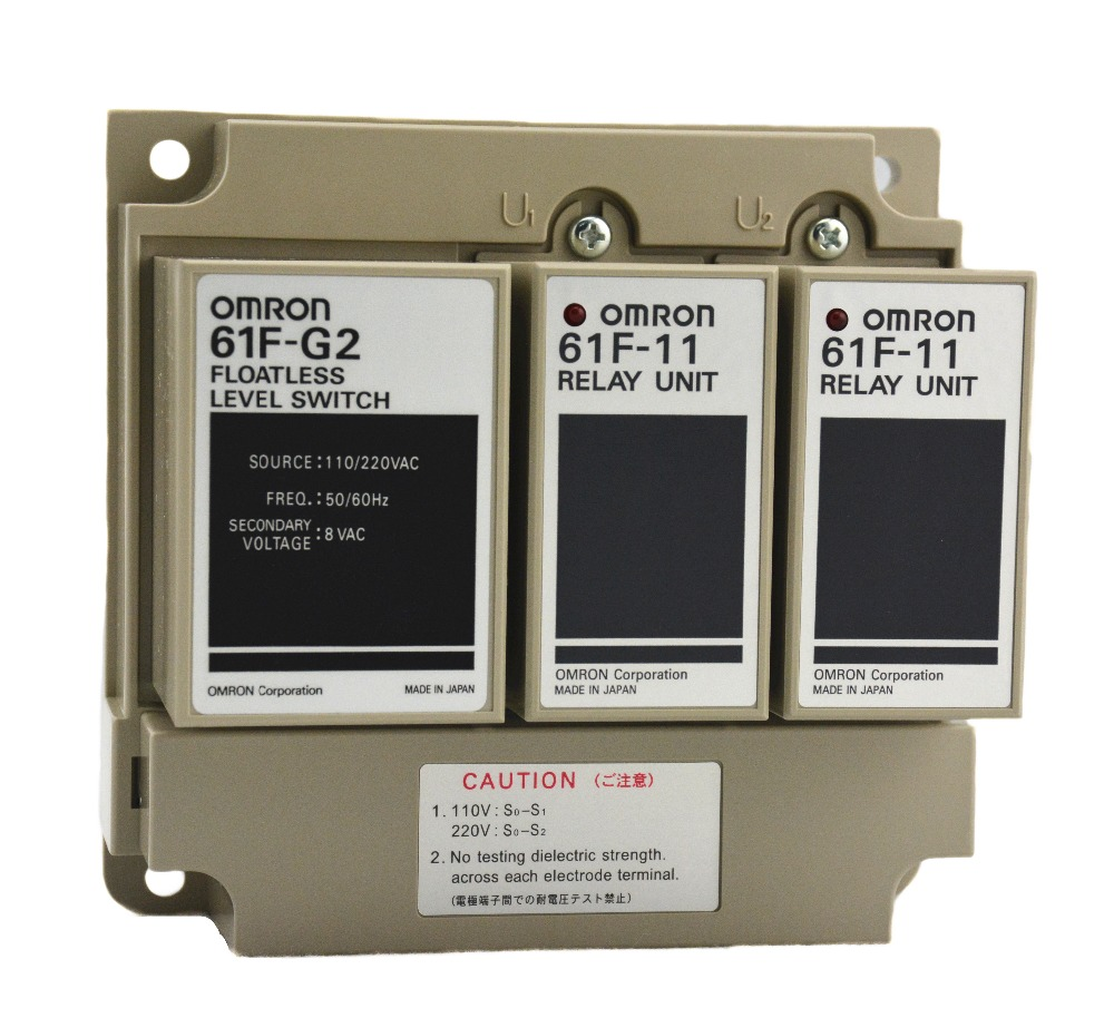 61F-G2 AC 110/220V 50/60Hz OMRON relay electronic component  Solid State Relays Water level controller for Liquid level switch la pastel комплект салфеток 2 предмета фиалки 33х33