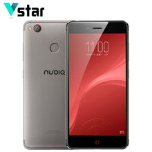 International Firmware Nubia z11 mini S Dual SIM Card 4GB RAM 64GB ROM Qualcomm 5.2 Inch 3000mAh Multi Language