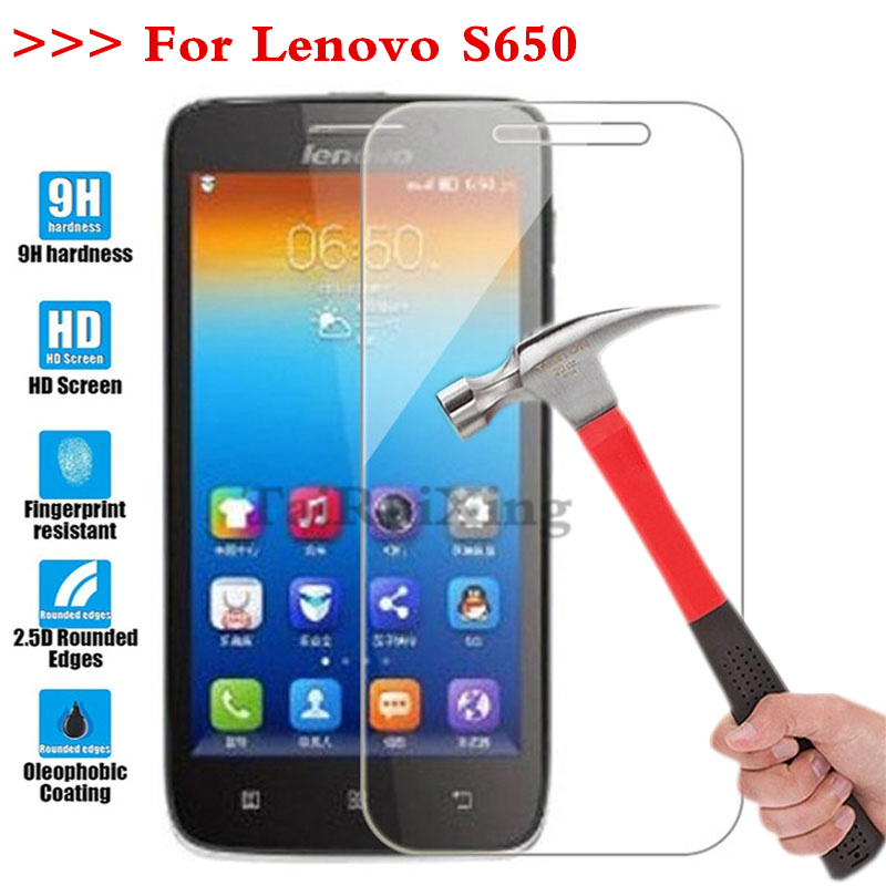 Screen-Protector-Film Lenovo S650 650-Cover Tairuixing Tempered-Glass For 9H Premium