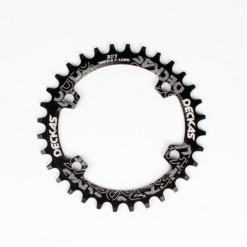 DECKAS Bike round Crankset 96BCD MTB Bicycle Chain Ring <font><b>Chainring</b></font> for 11Speed <font><b>M7000</b></font> M8000 M9000 32-38T image