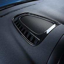 Auto Instrument Panel Ventilator Grille Luidspreker Decoratie Sticker Voor Bmw Mini Cooper S F60 Countryman Auto Styling Accessoires
